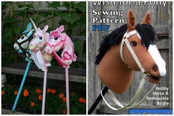Hobby Horse Patterns