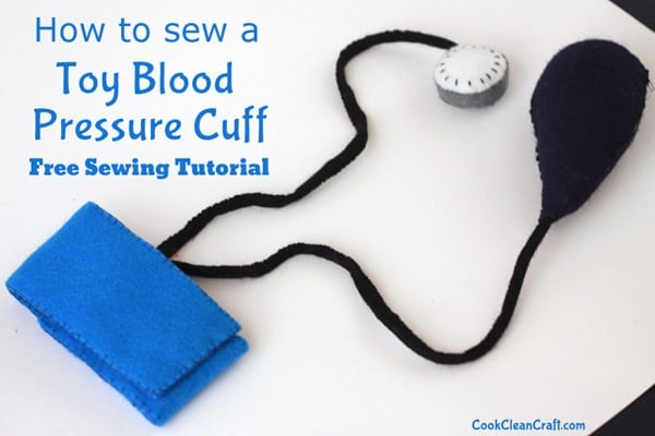 Sew a Toy Blood Pressure Cuff-022