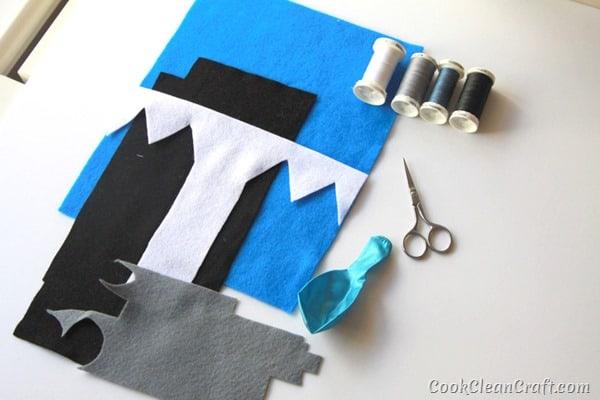 Sew a Toy Blood Pressure Cuff