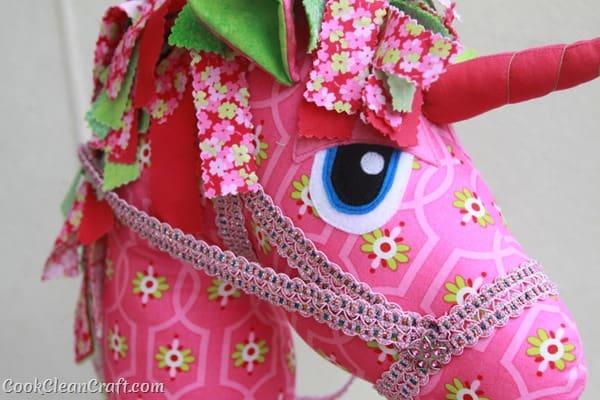 Woonicorn Unicorn Hobby Horse Pattern (10)