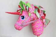 Wooonicorn Unicorn Hobby Horse Pattern review