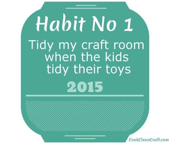 Habit jar - habit 1
