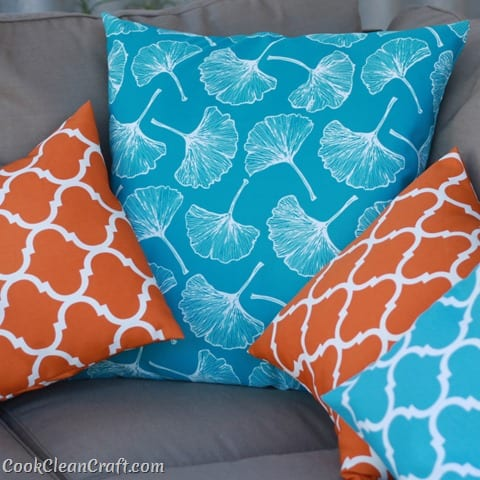 How to sew Quick and Easy Cushion Covers (12)