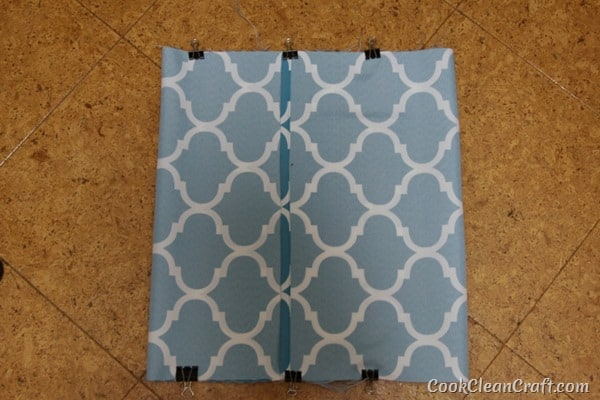 How to sew Quick and Easy Cushion Covers (7)