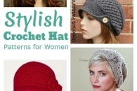 Stylish Crochet Hat Patterns for Women
