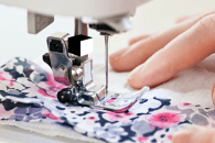 Sewing with the senses