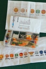 Travel Cross-stitch Kit
