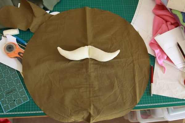 How to sew a Mr Men Costume (18)