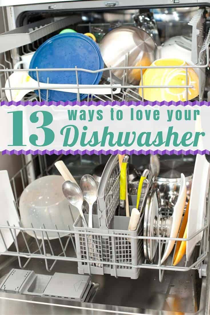 Your dishwasher works hard keeping your dishes clean. Give it some love in return by giving it a clean, and learn some tips and tricks to get the most out of it.