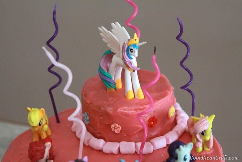my little pony cadence wedding cake how to host the my pony cook clean 17675