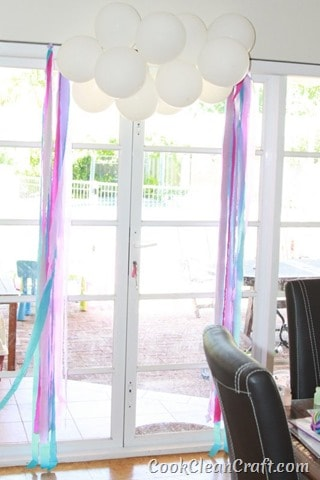 My Little Pony Party decoration