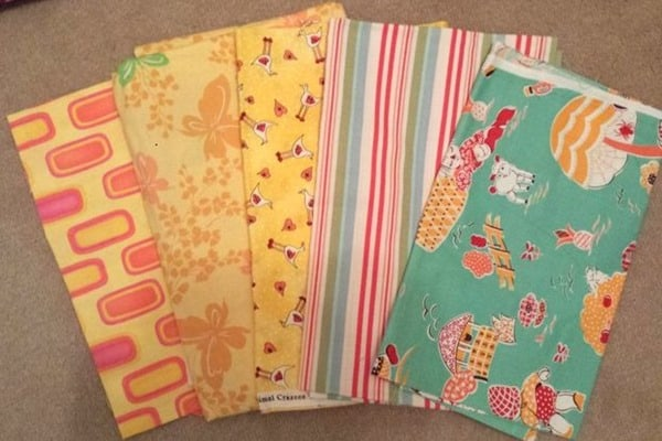 Sewing Fabric Giveaway Bundle (3)