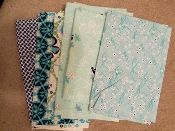 Sewing Fabric Giveaway Bundle (4)