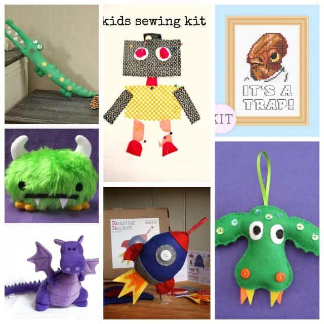 Fun Craft Kits For Boys